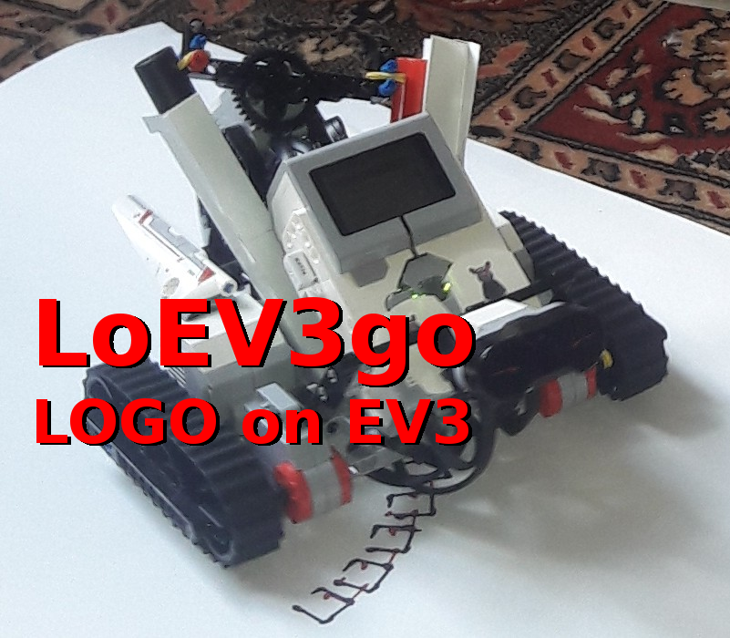 Loev3go Logo Interpreter