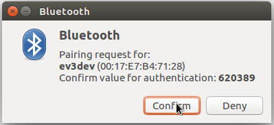Connecting to the Internet via Bluetooth